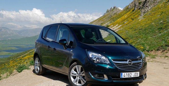 Prueba Opel Meriva CDTi 136CV 2015, Aralla, Rubén Fidalgo