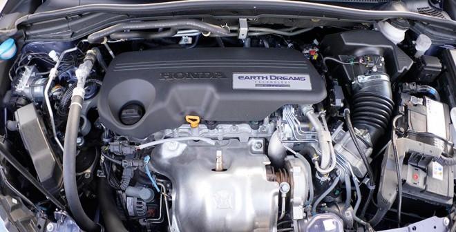 Prueba del Honda CR-V 1.6 i-DTEC 160 CV 4x4 2015, mecánica, Rubén Fidalgo