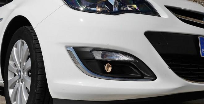 Prueba del Opel Astra 1.6 CDTi 136 CV, Santa María de Oia, Rubén Fidalgo