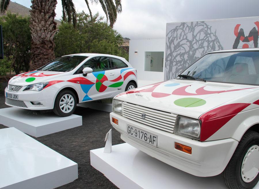 Seat Ibiza primera generación
