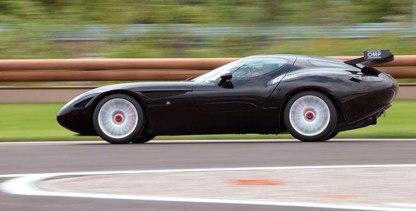 Zagato Maserati Mostro, un homenaje del carrocero a los 100 años de Maserati