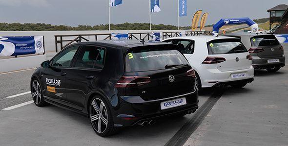 Llega a España la Escuela R Motion de VW Driving Experience