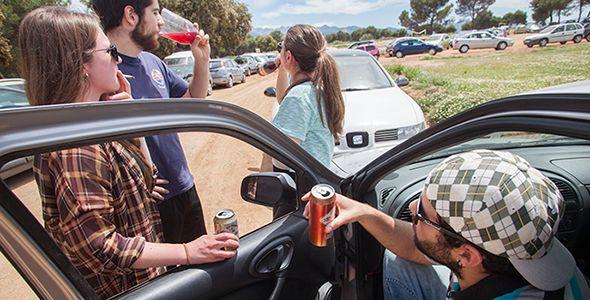 Nueva campaña de control de drogas y alcohol de la DGT