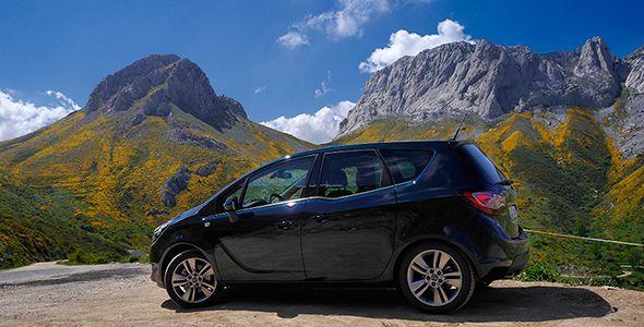 Prueba del Opel Meriva 1.6 CDTi de 136 CV