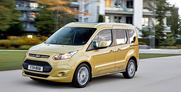 Menos consumo para Ford Tourneo Connect y Grand Tourneo Connect