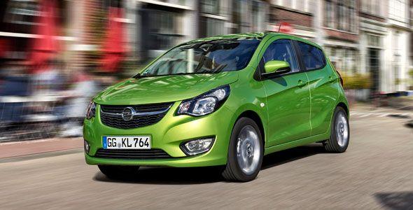 Presentación y prueba: Opel Karl
