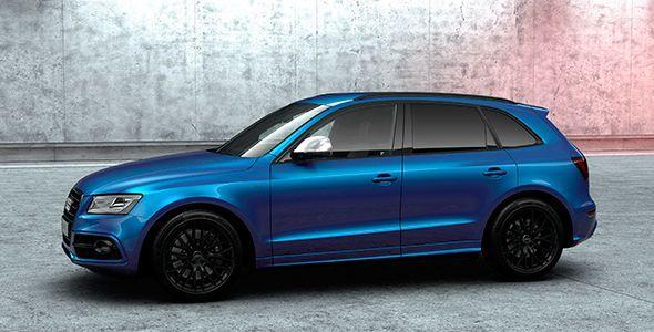 Nuevo Audi SQ5 Competition con 326 CV