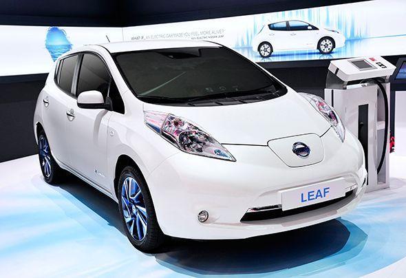 Nuevo Nissan Leaf Accenta Limited Edition 2015