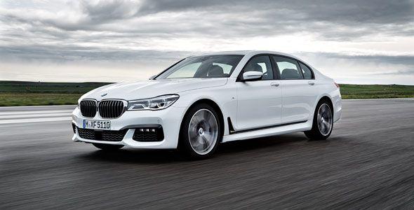 BMW Serie 7 M, disponible desde el lanzamiento