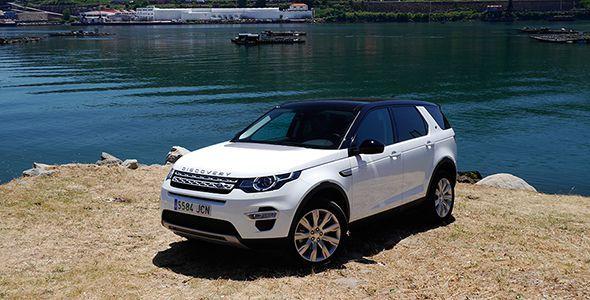 La prueba del Land Rover Discovery Sport HSE Luxury 2015