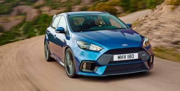El nuevo Ford Focus RS ofrecerá una potencia máxima de 350 CV