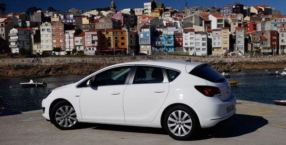 Prueba: Opel Astra 1.6 CDTi 136 CV