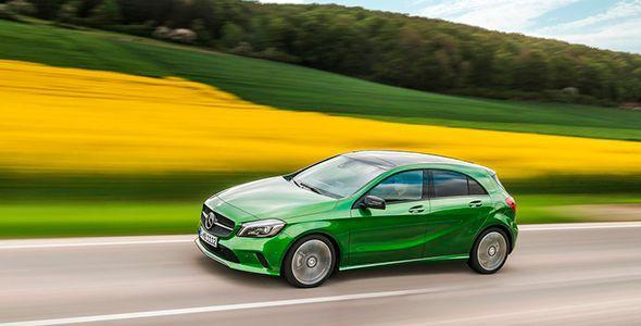 Los precios del nuevo Mercedes Clase A 2015