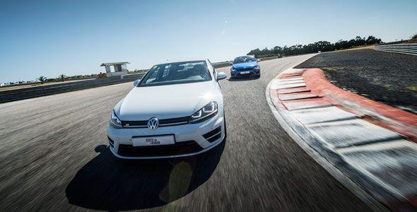Volkswagen Race Tour 2015: probamos lo último de la marca alemana