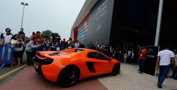 Todo sobre el nuevo museo de Fernando Alonso