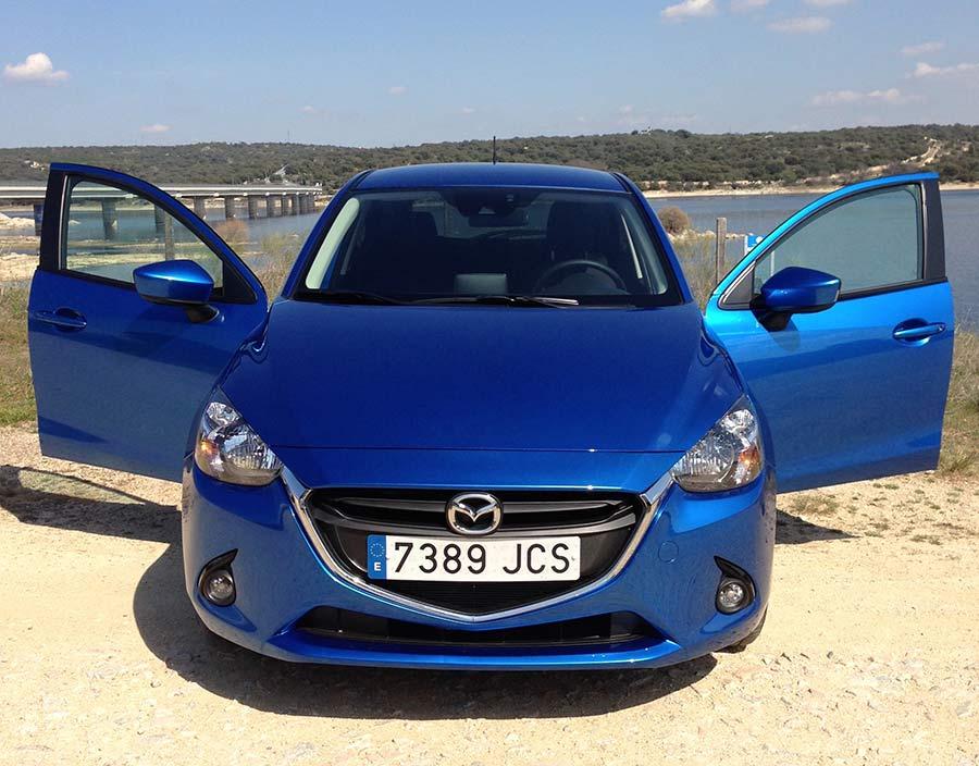 Prueba: Mazda2 1.5 90 CV Style +