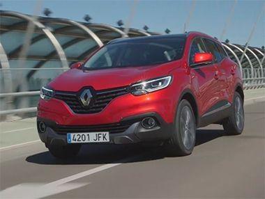 Todos los detalles del Renault Kadjar en vídeo