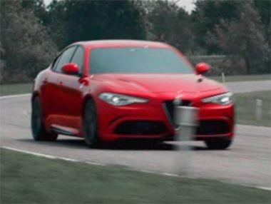 Presentación del nuevo Alfa Romeo Giulia 2015