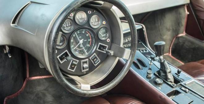 A subasta el único Maserati Boomerang