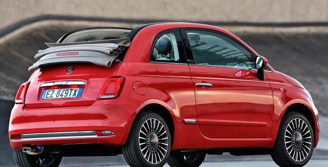 Fiat 500 renovado 2015