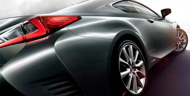 Nuevo Lexus RC 300h