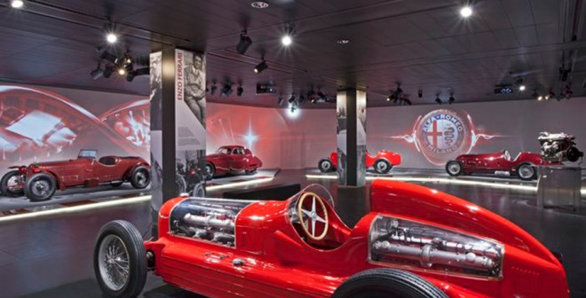 Nuevo Museo Alfa Romeo 2015