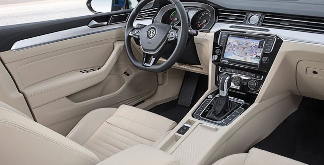 Nuevo VW Passat GTE