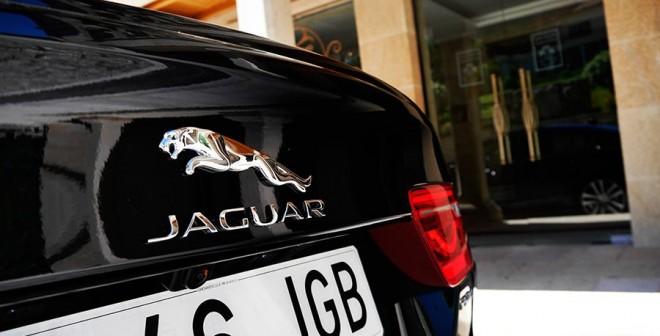 Prueba Jaguar XE