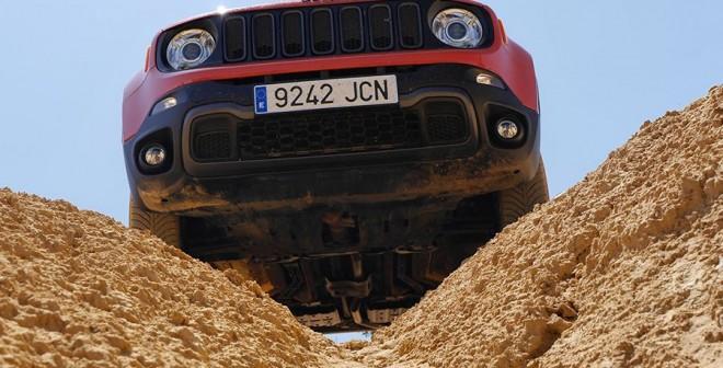 Prueba Jeep Renegade Trailhawk 2015, Villabalter, Rubén Fidalgo