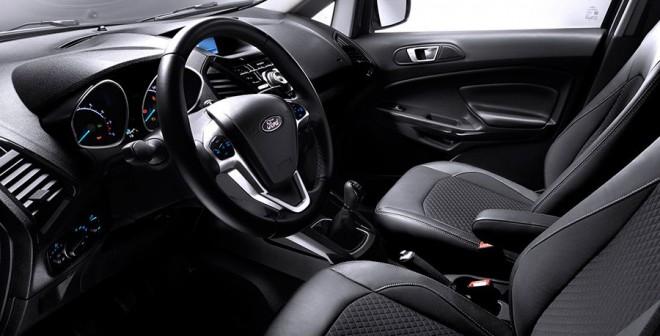Ya a la venta el renovado Ford Ecosport 2015