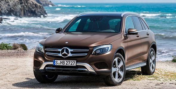 Presentación del nuevo Mercedes GLC