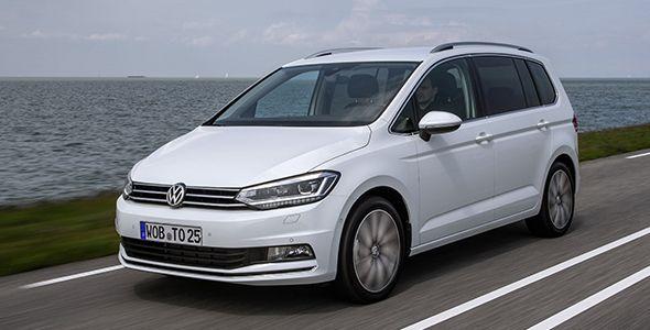 Volkswagen presenta la nueva generación del Touran