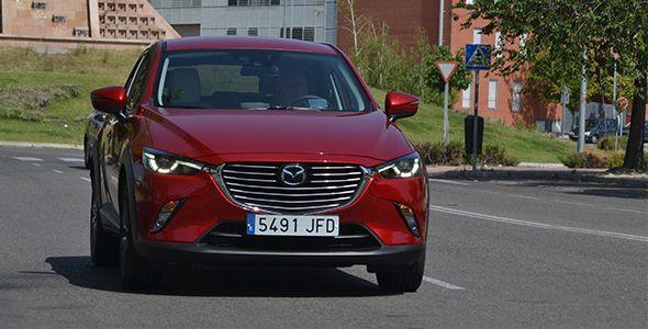 Prueba del Mazda CX-3 2.0 150 CV AWD Aut.
