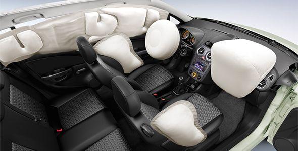 ¿Usa un airbag defectuoso? Estos son los efectos