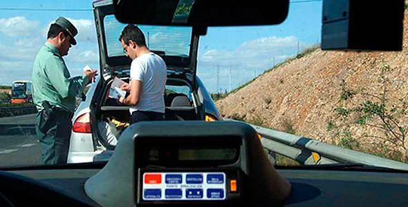Cuáles son las multas de tráfico más frecuentes