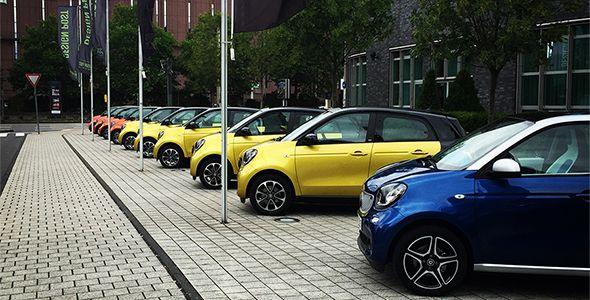 El sector del automóvil está en alza según Ganvam