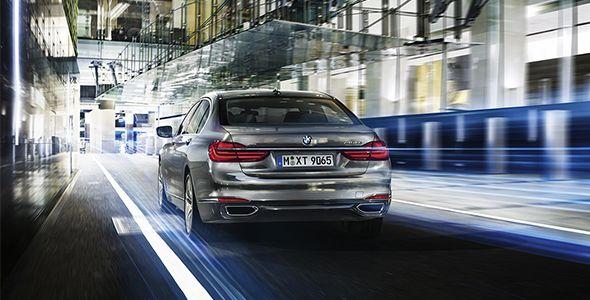 BMW desvela nuevos detalles de su Serie 7 híbrido