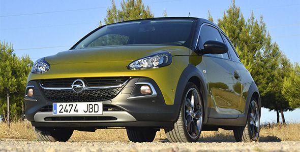Prueba: Opel Adam Rocks 1.0 de 115 CV