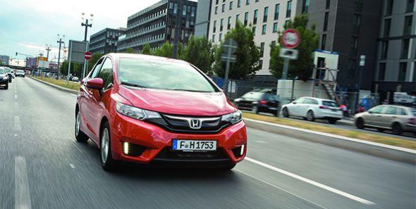 Presentación y prueba: Honda Jazz