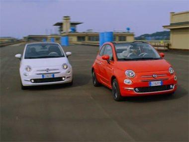 El nuevo Fiat 500 2015 en vídeo