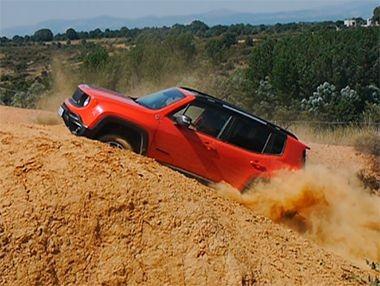 Vídeo prueba del Jeep Renegade Trailhawk 2015