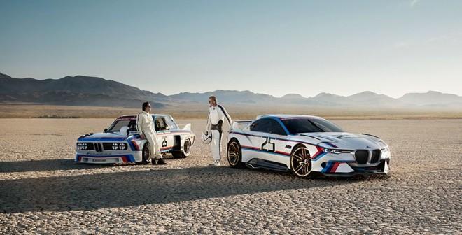 BMW 3.0 CSL Hommage R 40 años de CSL
