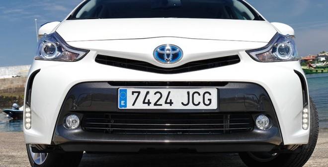 Prueba Toyota Prius+ 2015, Canido, Rubén Fidalgo