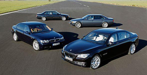 Nuevo BMW Serie 7 2015: la evolución del lujo