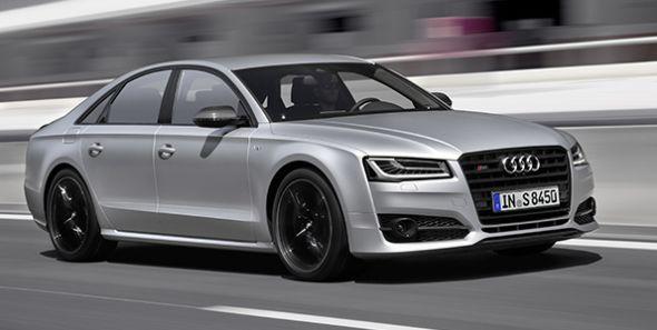 Audi S8 Plus: un atleta vestido de alta costura