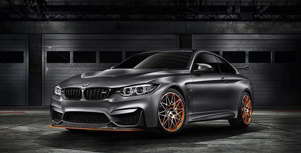 Nuevo BMW M4 GTS Concept