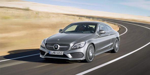 Mercedes Clase C Coupé: La mezcla ideal de deportividad y elegancia