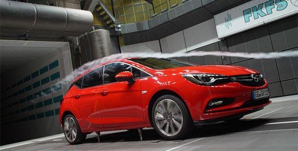 El nuevo Opel Astra presume de aerodinámica