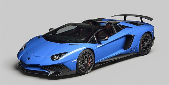 Lamborghini Aventador LP 750-4 Roadster Superveloce: sueño descapotable