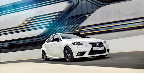 Lexus lanza su IS 300h Sport Edition